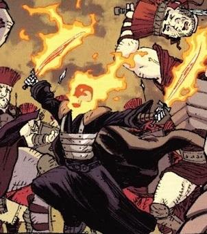 Ghost Rider (Philistine) (Earth-616)