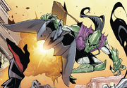 Hive (Poisons) (Earth-17952) Members-Poison Green Goblin from Venomverse Vol 1 2 001.png