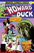 Howard the Duck Vol 1 22
