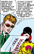 Jean Grey and Scott Summers (Earth-616) from X-Men Vol 1 8 0001