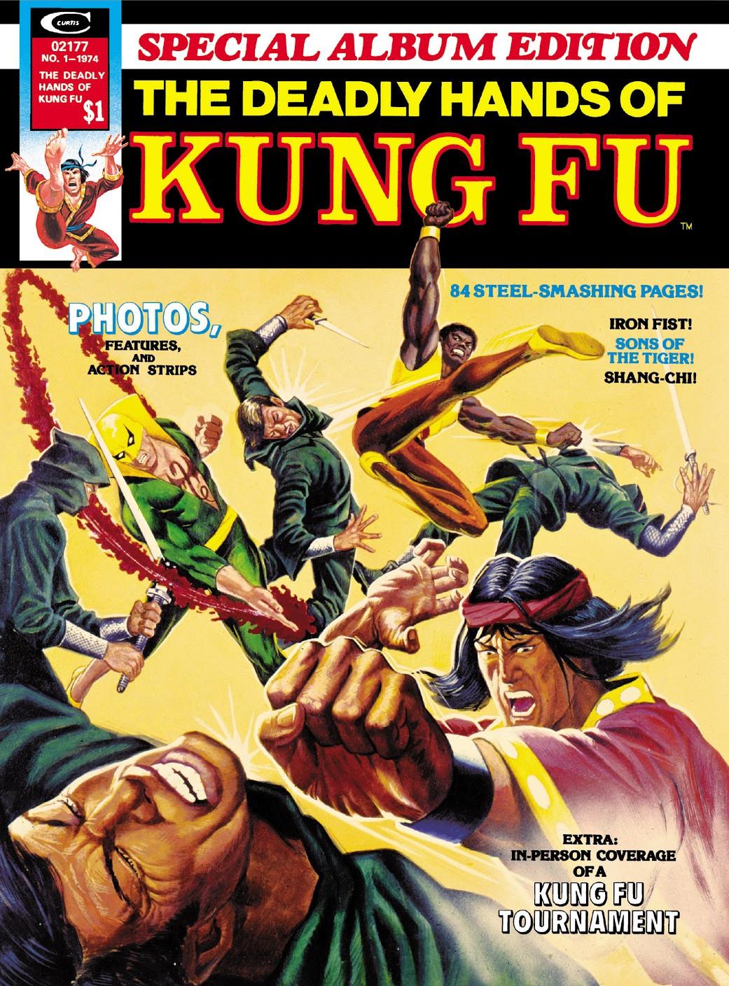 Kung Fu Special Vol 1