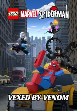 LEGO Marvel Spider-Man Vexed by Venom poster 001.jpg