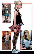 Layla Miller (Earth-616) from Official Handbook of the Marvel Universe A to Z Vol 1 7 001