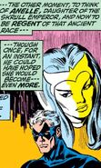 Mar-Vell (Earth-616) and Anelle (Earth-616) from Avengers Vol 1 97 001