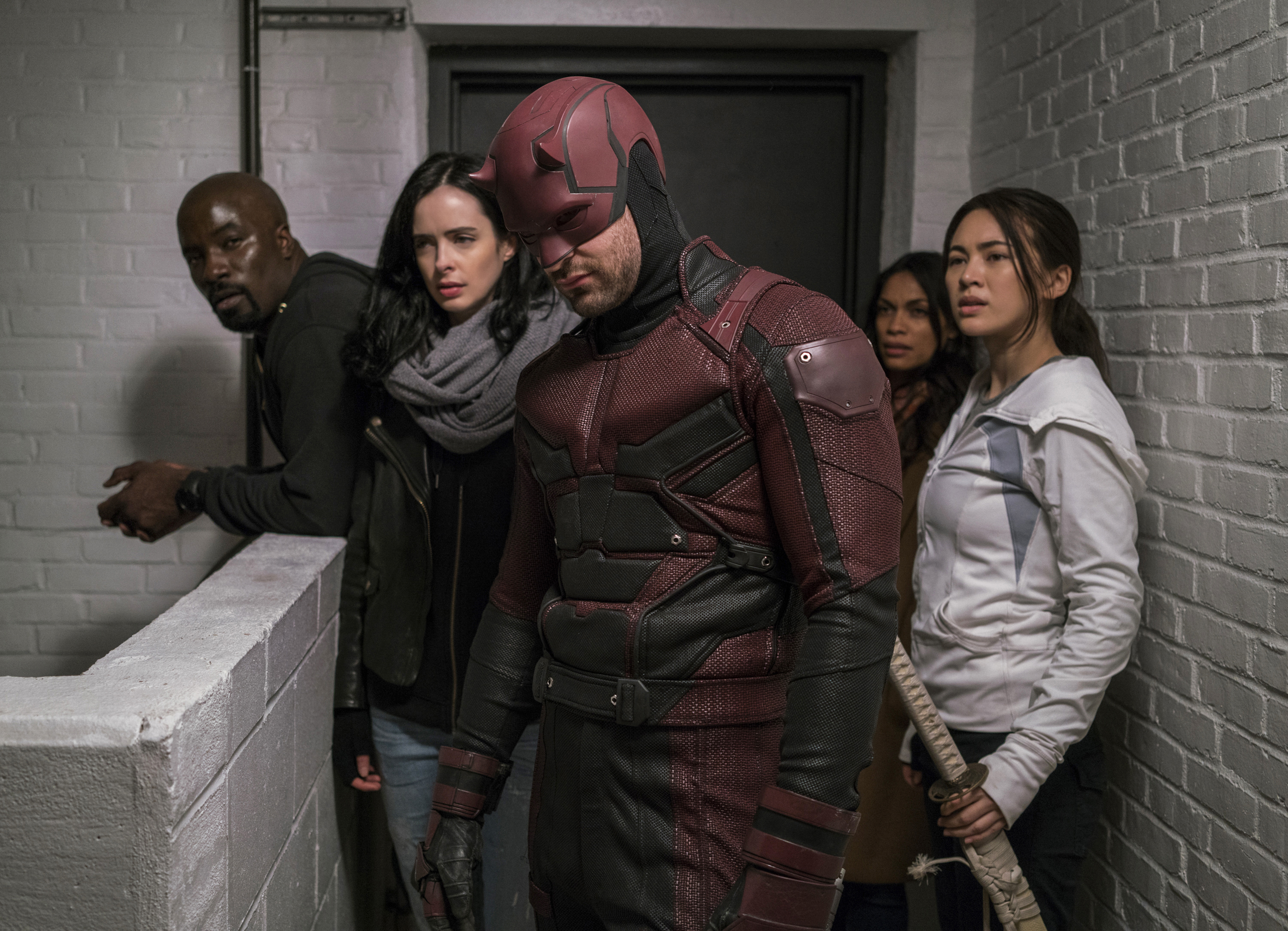 Marvel's The Defenders Season 1 7