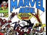 Marvel Age Annual Vol 1 1