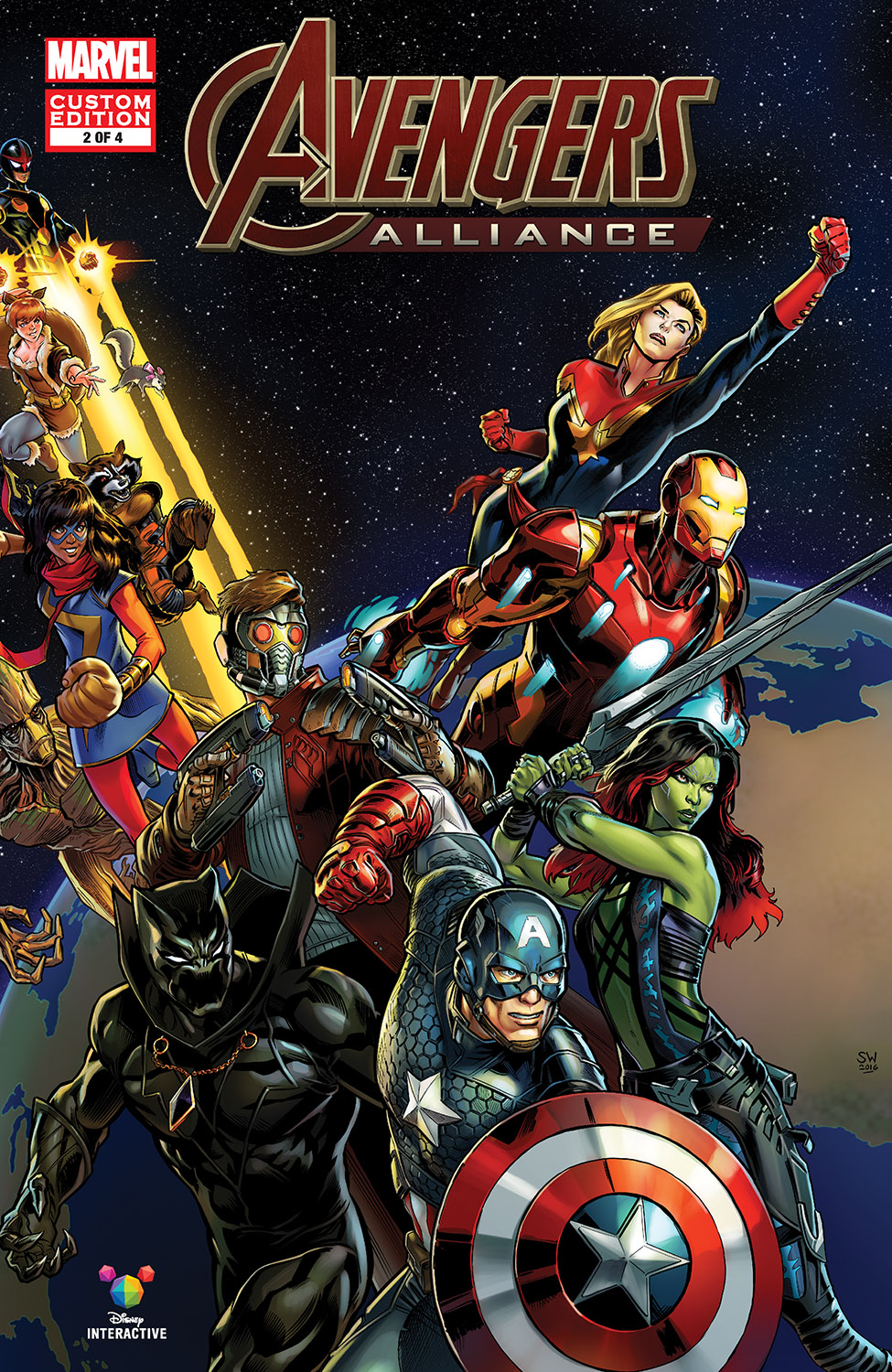 Marvel: Avengers Alliance Vol 1 2