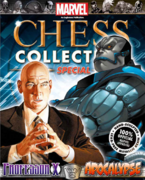 Marvel Chess Collection Special Vol 1 Professor X and Apocalypse