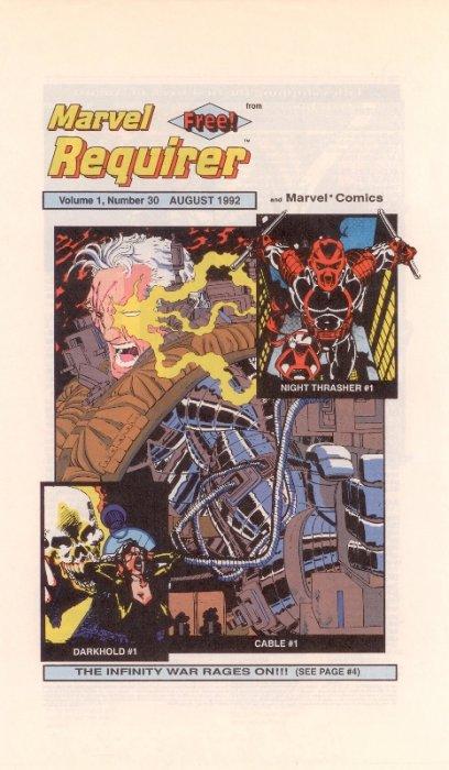 Marvel Requirer Vol 1 30