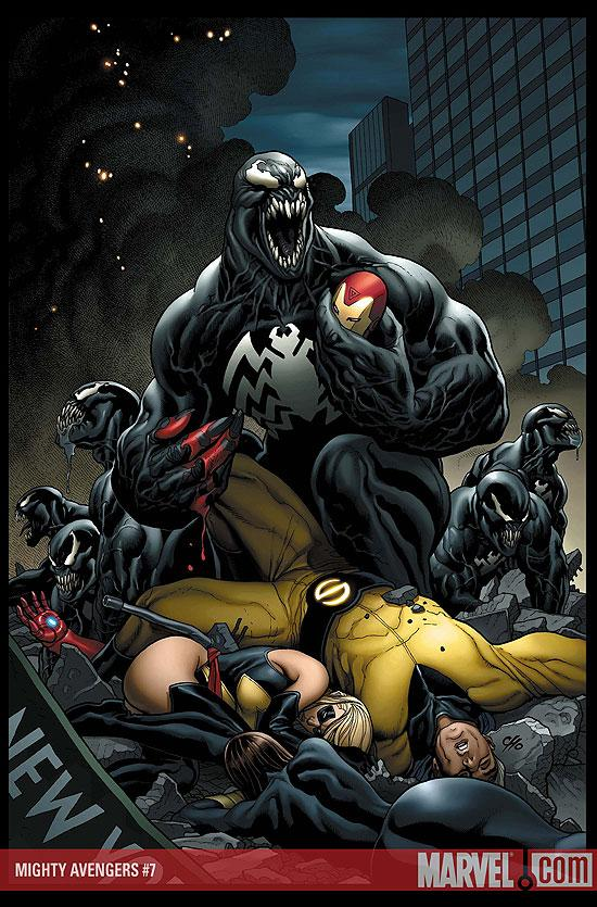 Venom Virus/Gallery