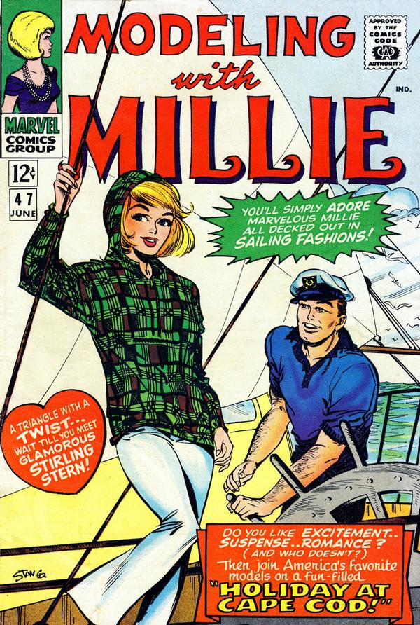 Modeling With Millie Vol 1 47