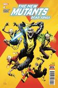 New Mutants Dead Souls Vol 1 4