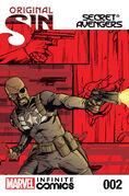 Original Sin Secret Avengers Infinite Comic Vol 1 2