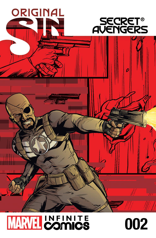 Original Sin: Secret Avengers Infinite Comic Vol 1 2