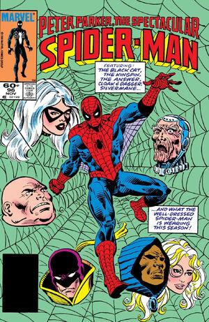 Peter Parker, The Spectacular Spider-Man Vol 1 96.jpg