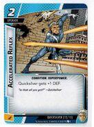 Pietro Maximoff (Earth-616) from Marvel Champions Quicksilver 004