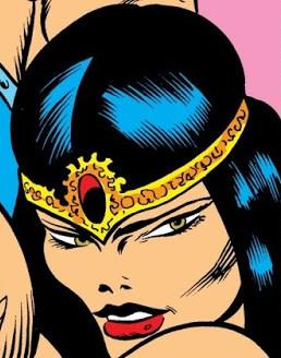 Queen Sen (Earth-616)/Gallery