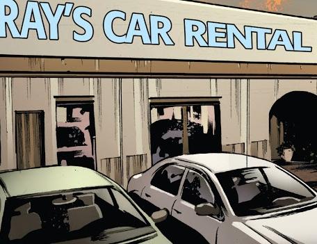 Ray's Car Rental