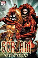 Scream Curse of Carnage Vol 1 2