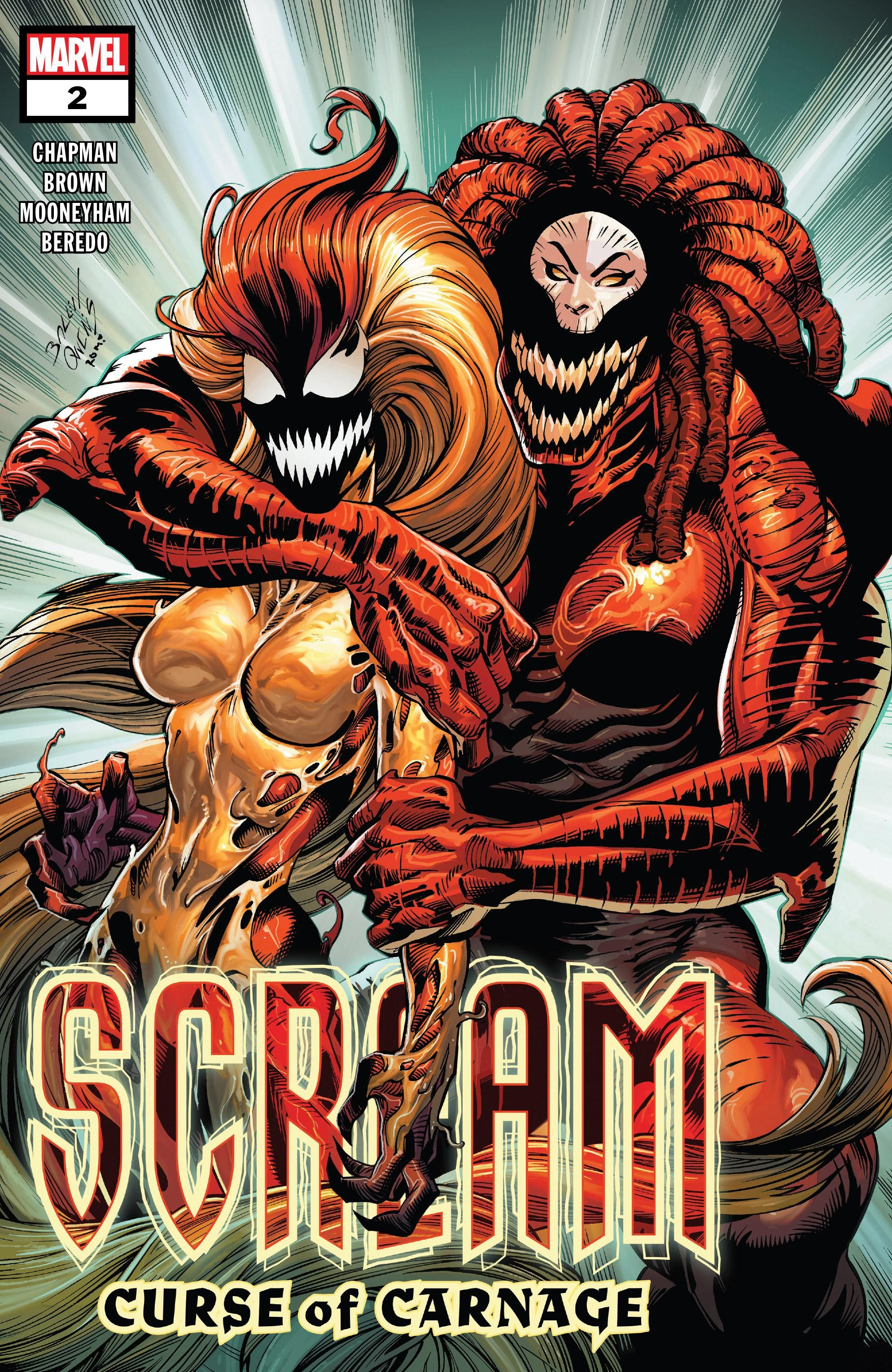 Scream: Curse of Carnage Vol 1 2