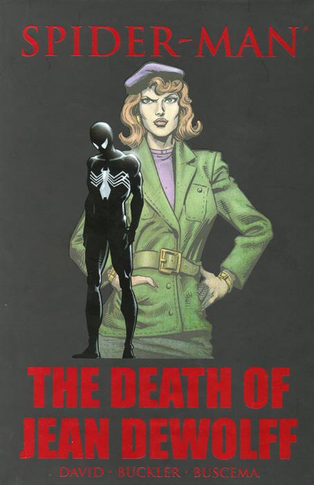 Spider-Man: The Death of Jean DeWolff HC Vol 1 1