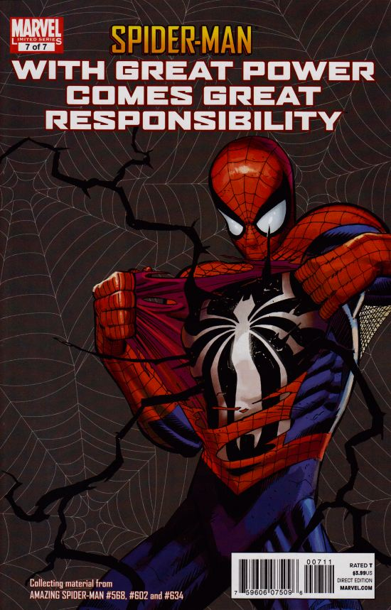 Spider-Man: With Great Power Comes Great Responsibility Vol 1 7