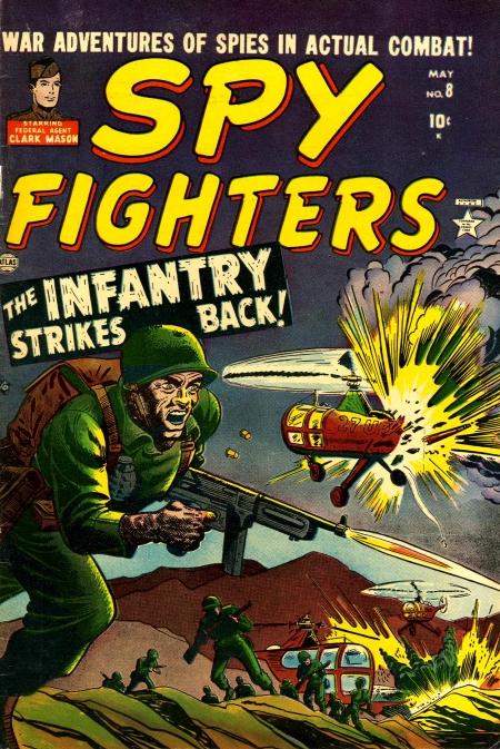 Spy Fighters Vol 1 8