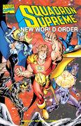 Squadron Supreme New World Order Vol 1 1