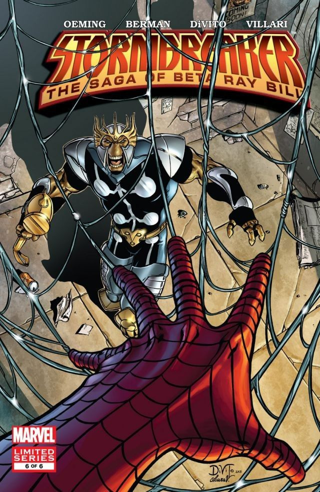 Stormbreaker: The Saga of Beta Ray Bill Vol 1 6