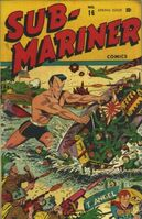 Sub-Mariner Comics Vol 1 16