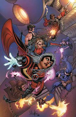 Uncanny X-Force Vol 2 11 X-Men 50th Anniversary Variant Textless.jpg