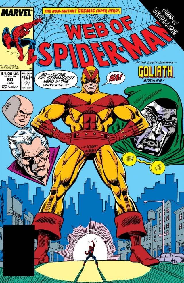 Web of Spider-Man Vol 1 60