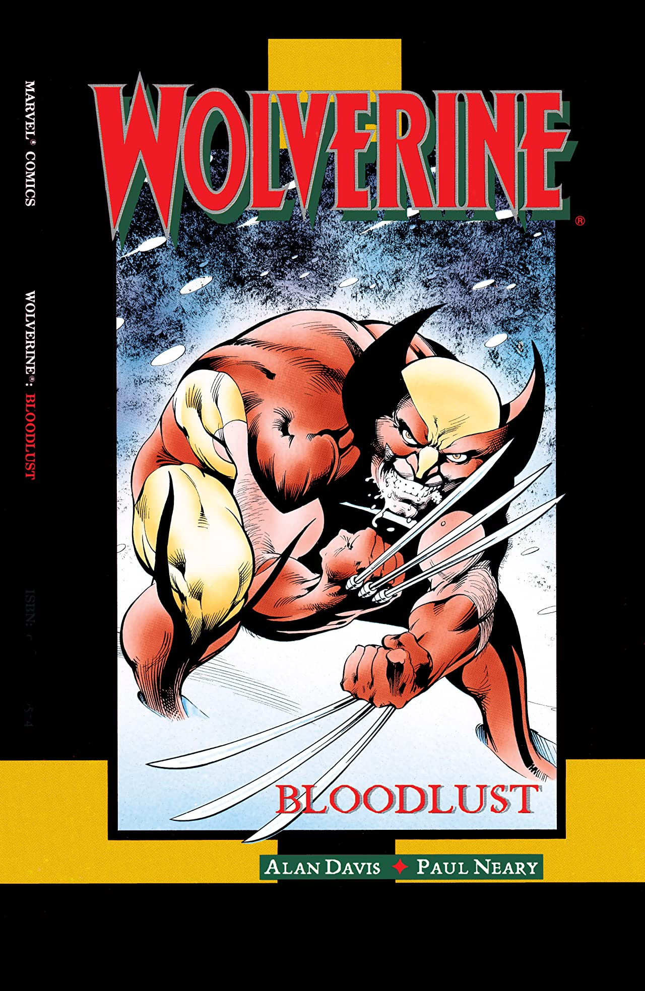 Wolverine: Bloodlust Vol 1 1