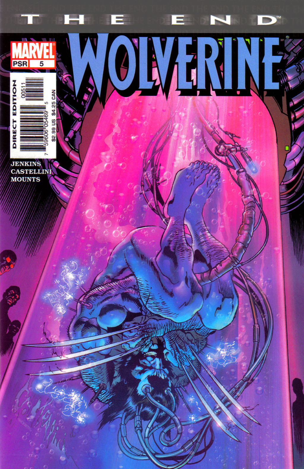 Wolverine: The End Vol 1 5
