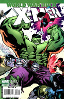 World War Hulk X-Men Vol 1 3