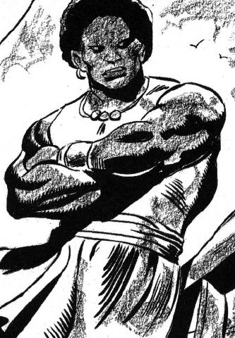 Yasunga (Earth-616)