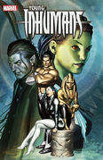 Young Inhumans Vol 1 1