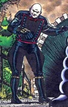 Zahnmorder (Earth-616)