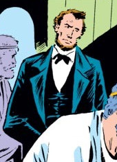 Abraham Lincoln (Android) (Earth-616)