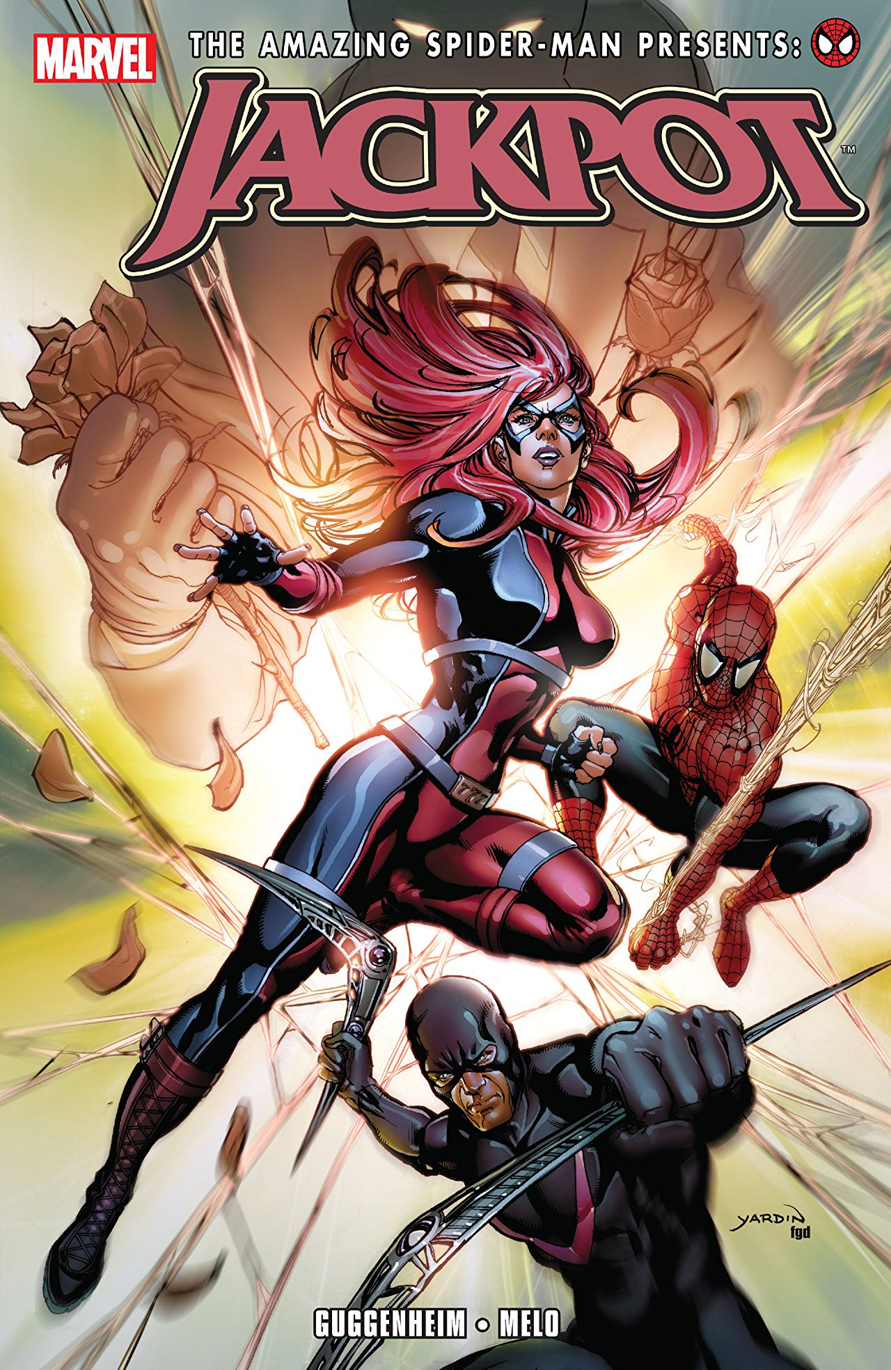 Amazing Spider-Man Presents: Jackpot TPB Vol 1