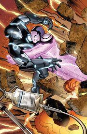 Anthony Stark (Earth-616) vs. Arthur Parks (Earth-616) from Iron Man Vol 5 3 001.jpg