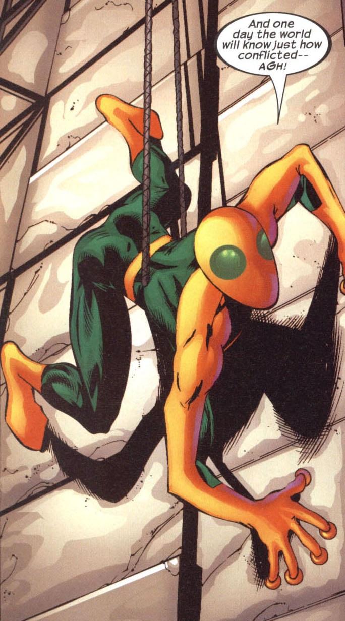 Arachno-Man (Earth-1610)