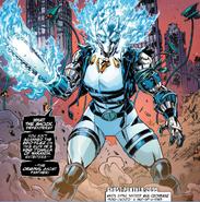 Ava Cochrane (Warp World) (Earth-616) from Secret Warps Ghost Panther Annual Vol 1 1 002