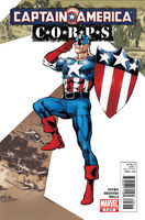 Captain America Corps Vol 1 2