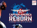 Captain America: Reborn Vol 1 1