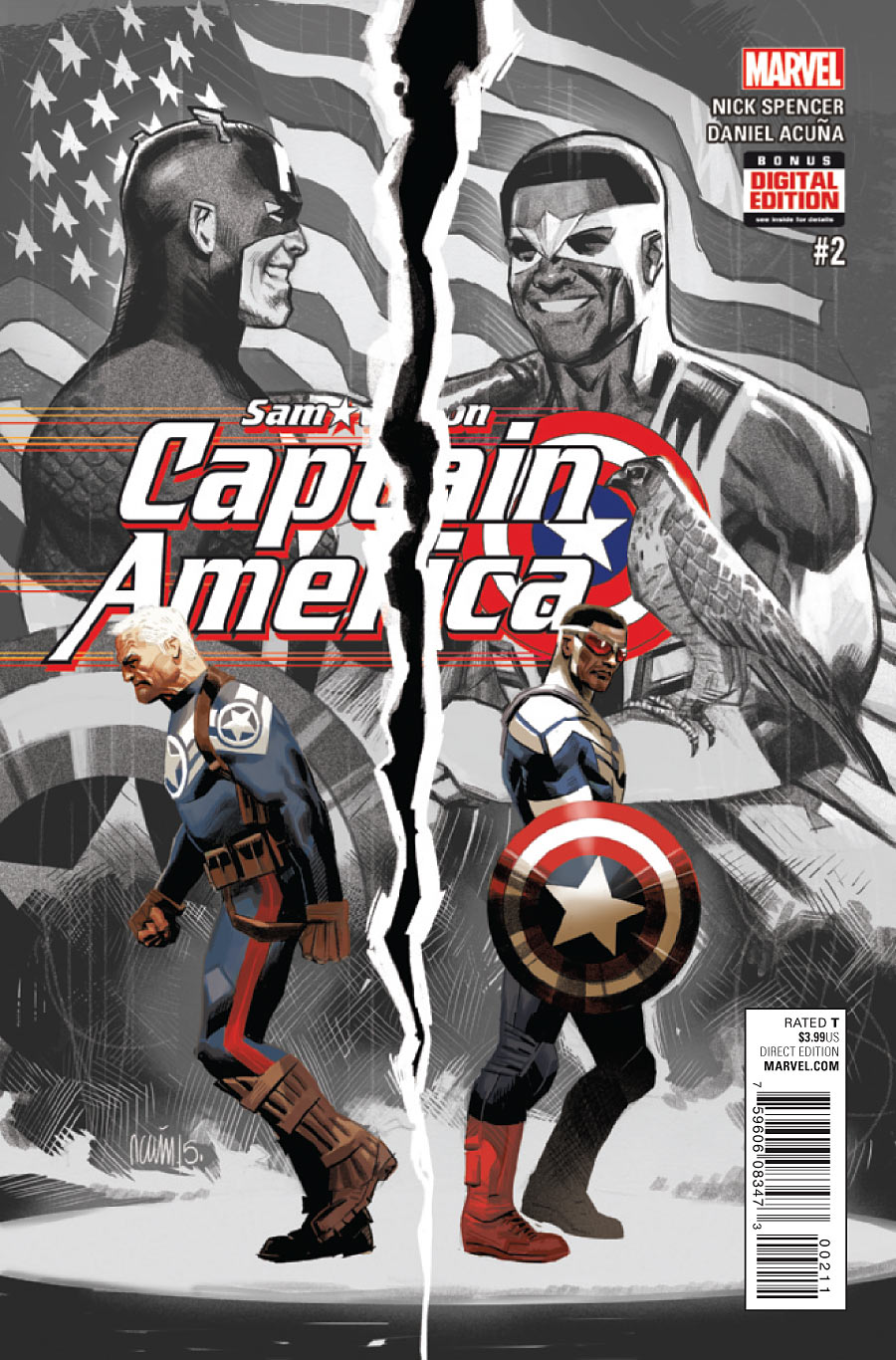 Captain America: Sam Wilson Vol 1 2