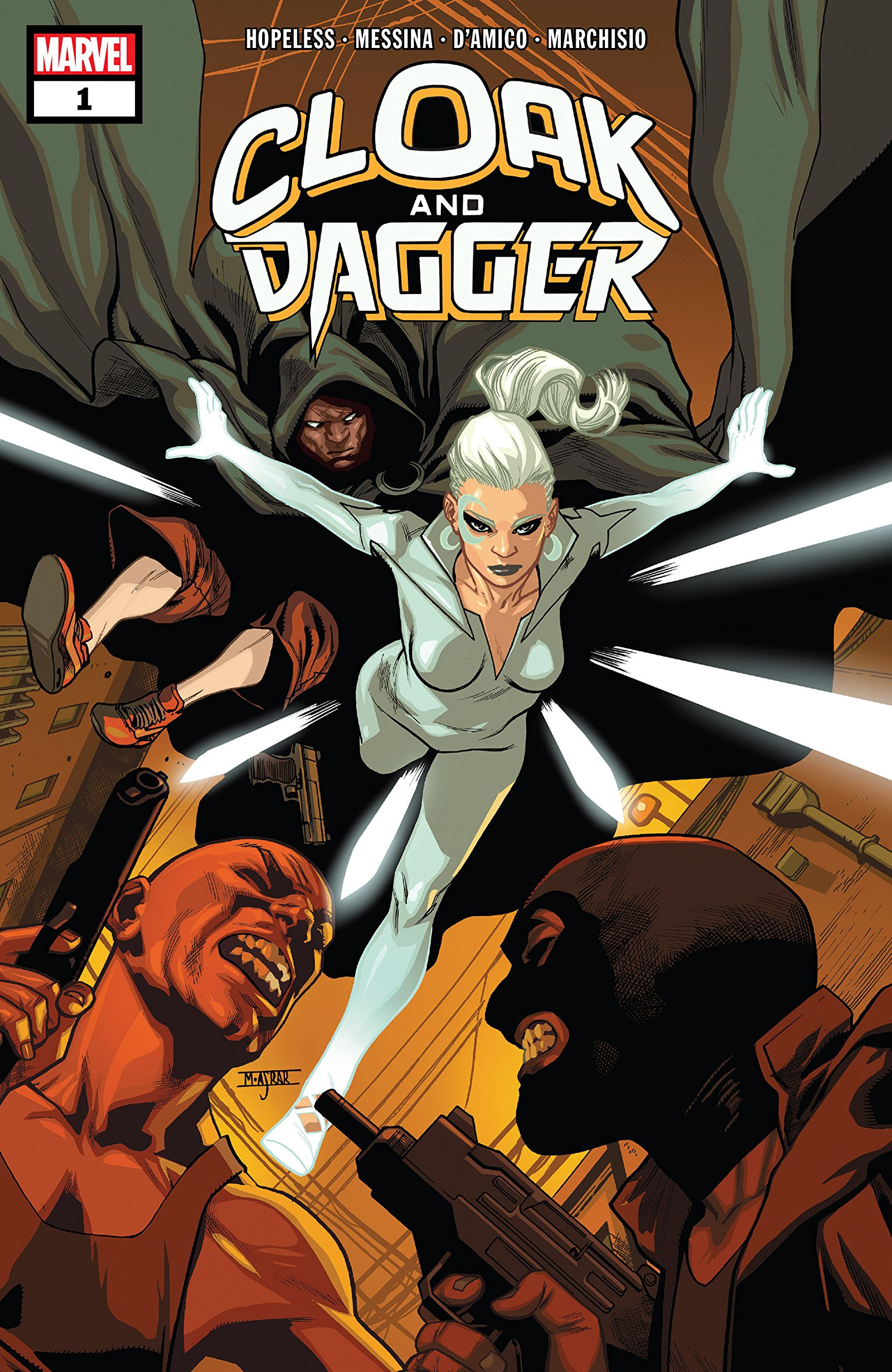 Cloak and Dagger Vol 5 1