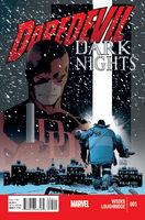 Daredevil Dark Nights Vol 1 1