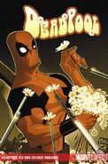 Deadpool Vol 4 12 60s Decade Variant Textless