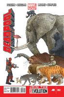 Deadpool Vol 5 2